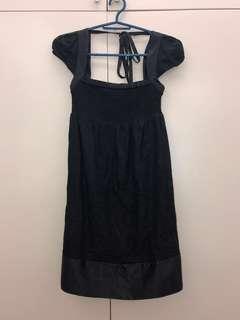 For petite girls! Pre-loved Bebe Dress!