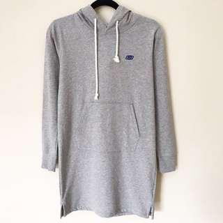 CHAMPION x SKECHERS Hoodie Dress - Grey