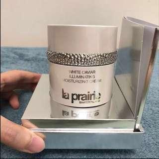 (減價)(100%New)LA PRAIRIE White Caviar Illuminating Moisturising Cream 50ml 白魚子 蓓麗