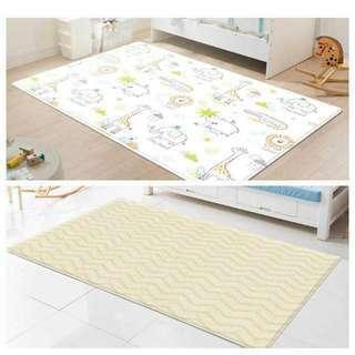 🚚 Authentic Parklon pure soft baby play mat (210x140x1.5cm) large size and extra thick