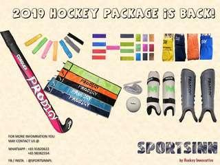 🚚 Prodigy Hockey Package