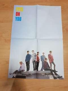 GOT7 Eyes on You Poster