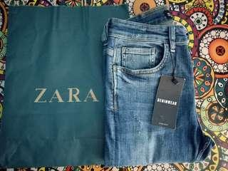 Raw EDGE Skinny Jeans ZARA MAN