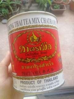 🚚 Thai milk tea