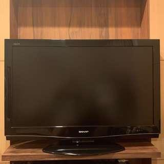 Sharp Aquos LCD 42 Inch TV