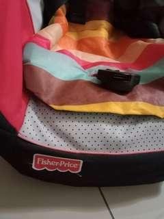 Used Baby Car Seat Fisher Price