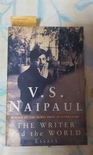 The Writer and the World by VS Naipaul