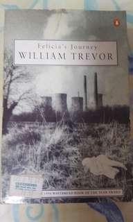 Felicia's Journey by W Trevor
