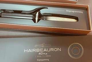 Lumielina Hairbeauron Hair Curl Iron 4D Plus