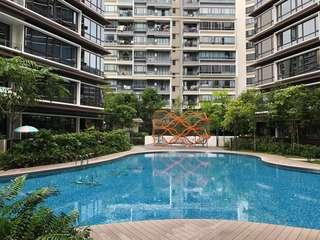 D'nest Dnest 3 bedrooms condominium for sale.  Just 480m to Whitesands & Pasir Ris Mrt