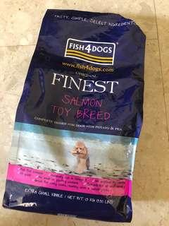 Fish4dogs - original Finest - Salmon Toy Breed