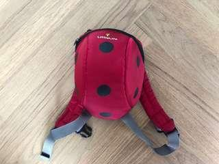 🚚 Little life ladybird baby kids back pack bag