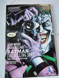 🚚 Batman: The Killing Joke Comic Book