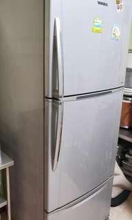3-Door Refrigerator