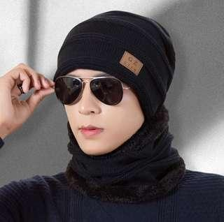 🚚 Winter Cap and Neck Warmer