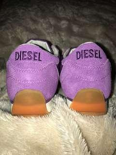 New Diesel SheSoft Trainers (Size 9)