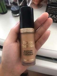 Too faced born this way multi use concealer