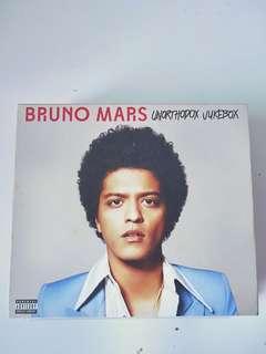 """🚚 Bruno Mars """"Unorthodox Jukebox"""""""