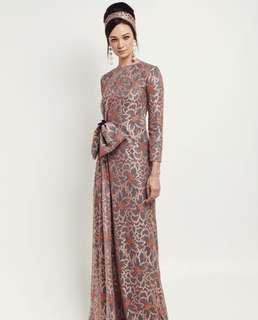 (Free Postage) Natrah lace dress by Petra