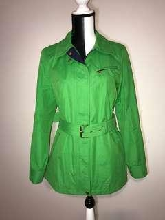 Ralph Lauren Trench Coat (Medium) Green