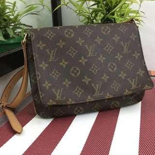 Authentic Louis Vuitton LV Musette Bag