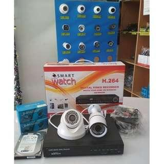 Budget meal CCTV Package