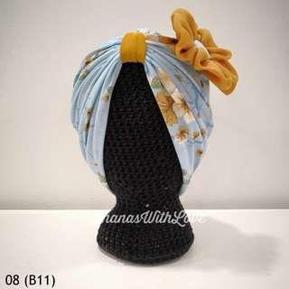 🚚 Zahra Baby/Kids Turban 08 (Batch 11)