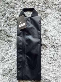 New Nike Stealth Black Gym Shoe Bag (Retail $30)