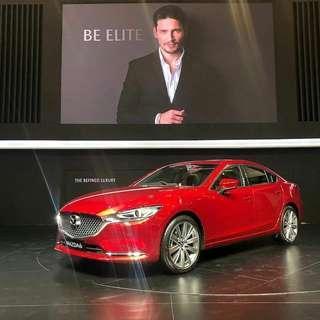 Mazda 6 Sedan Elite Harga Terbaik