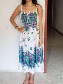 🚚 Maxi floral dress