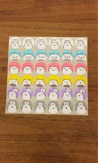 🚚 Cat stickers