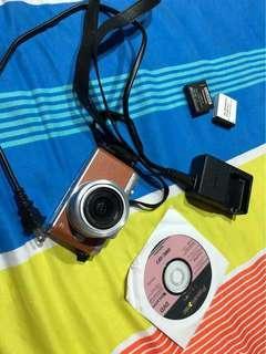 🚚 Panasonic GF7單眼相機(棕)