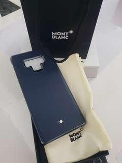 BNIB Mont Blanc Casing for Note 9!