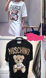 🚚 Bnwt authentic moschino bear dress direct from boutique