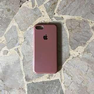 Hardcase iphone 7 Rosegold