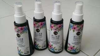 Hijab starch spray