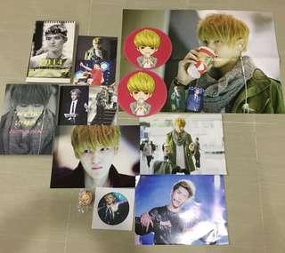 EXO KRIS Photobook Set by KRISING