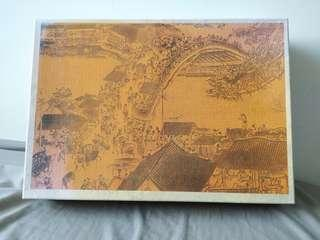 1000 pieces jigsaw puzzle - picture of old China