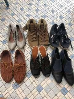 Shoes for sale! Selling cheap
