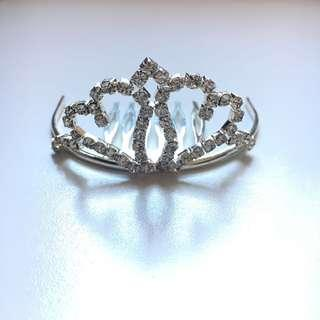 ‼️Cute Tiara Hair Accessory