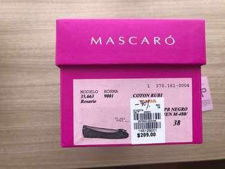 🚚 Jamie Mascaro Pretty Ballerinas Red Flats Size 38