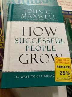 How Successful People Grow - John C Maxwell
