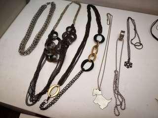 Necklaces bulk
