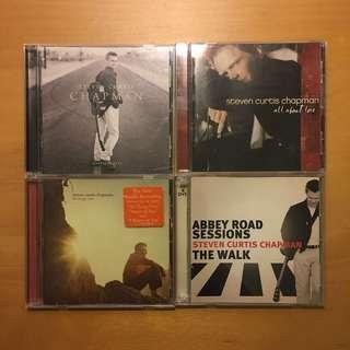 🚚 Christian Pop Music CDs - Steven Curtis Chapman