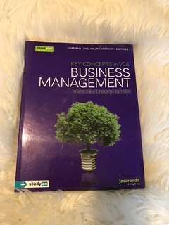 Business Management 3/4 Textbook