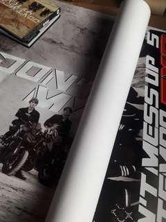 EXO DMUMT Posters