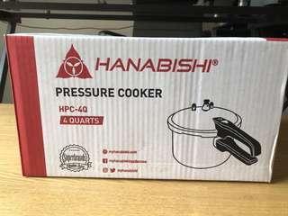 Hanabishi Pressure Cooker HPC-4Q