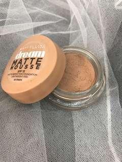 Maybelline matte mouse