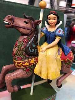 情人節送禮首選 disney 木雕公主像
