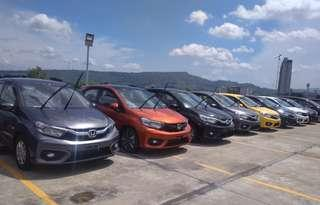 Promo Honda All New Brio
